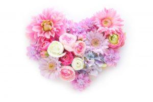 開運 占い 花の写真